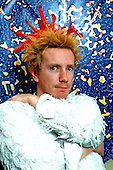 Jul 27, 1987: PUBLIC IMAGE LIMITED - John Lydon Photosession