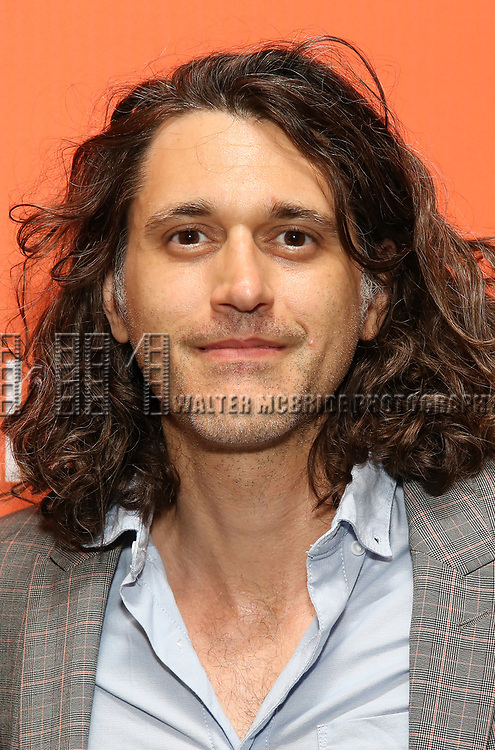 Lucas Hnath attends the Opening Night Performance of 'Straight White Men' at the Hayes Theatre on July 23, 2018 in New York City.