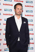 James Anderson<br /> at the Inside Soap Awards 2016 held at the Hippodrome Leicester Square, London.<br /> <br /> <br /> ©Ash Knotek  D3157  03/10/2016