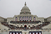 United States President Barack Obama speaks during the ceremonial swearing-in at the U.S. Capitol during the 57th Presidential Inauguration in Washington, Monday, January 21, 2013.   .Credit: Scott Andrews / Pool via CNP