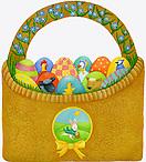 HarperFestival: Easter Basket Surprise<br /> Alexis Barad<br /> easterbasketcoverharperfestival10.06.jpg