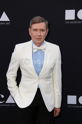 LOS ANGELES, CA - MAY 14: Eugene Sadovoy arrives at the MOCA Gala 2016 at The Geffen Contemporary at MOCA on May 14, 2016 in Los Angeles, California. Credit: Parisa/MediaPunch.