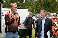 Gérard KUSTERS, initiateur du projet depuis 10 ans