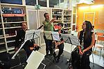 MITO per la citta, appuntamenti musicali itineranti per Settembre Musica. Les Hautbois nella sede di Spazzi, la locanda degli arrivanti.