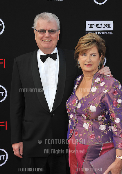 Howard Stringer at the 41st AFI Life Achievement Award honoring Mel Brooks at the Dolby Theatre, Hollywood.<br /> June 6, 2013  Los Angeles, CA<br /> Picture: Paul Smith / Featureflash