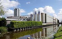 Nederland  Zaandijk 2020. AAK is een  toonaangevende fabrikant van speciale plantaardige oliën en vetten voor de levensmiddelenindustrie.  De productielocatie in Zaandijk is gespecialiseerd in hoogwaardige olie en vetten.  Foto Berlinda van Dam / Hollandse Hoogte