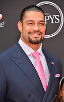 Roman Reigns at the 2018 ESPY Awards at the Microsoft Theatre LA Live, Los Angeles, USA 18 July 2018<br /> Picture: Paul Smith/Featureflash/SilverHub 0208 004 5359 sales@silverhubmedia.com