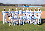 4-19-15, Skyline High School varsity baseball team