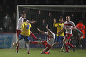 Carl Baker of Coventry scores their second goal. Stevenage v Coventry City - npower League 1 - Lamex Stadium, Stevenage - 26th December, 2012. © Kevin Coleman 2012......