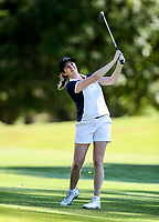 Brydie Hodge of Manawatu Wanganui. Day one of the Toro Interprovincial Women's Championship, Sherwood Golf Club, Wjangarei,  New Zealand. Monday 4 December 2017. Photo: Simon Watts/www.bwmedia.co.nz