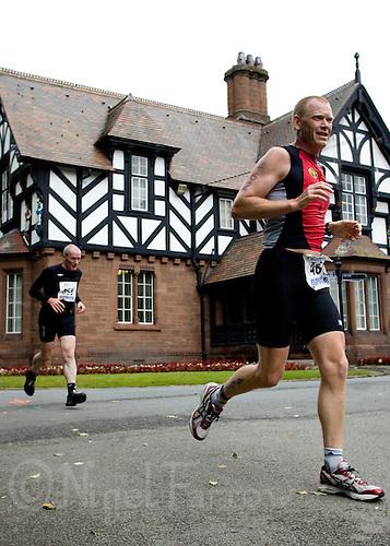 22 JUN 2008 - CHESTER, GBR - David Ratcliffe - Deva Triathlon. (PHOTO (C) NIGEL FARROW)