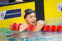 Picture by Allan McKenzie/SWpix.com - 16/12/2017 - Swimming - Swim England Nationals - Swim England Winter Championships - Ponds Forge International Sports Centre, Sheffield, England - Chloe Golding.