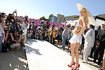 Paris HIlton and Sally Beauty Supply launch The Bandit the event was held at a private home in Malibu Ca, August 23, 2008. Fitzroy Barrett