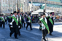 Saint-Patrick Parade, March 19, 2017<br /> <br /> PHOTO  :  Agence Quebec Presse