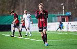 V&auml;llingby 2014-03-30 Fotboll Allsvenskan IF Brommapojkarna - Kalmar FF :  <br /> Brommapojkarnas Nicklas B&auml;rkroth ser uppgiven ut<br /> (Foto: Kenta J&ouml;nsson) Nyckelord:  BP Brommapojkarna Grimsta Kalmar KFF depp besviken besvikelse sorg ledsen deppig nedst&auml;md uppgiven sad disappointment disappointed dejected portr&auml;tt portrait