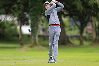 Andrew Doyle (Woodbrook) during the final round of the Connacht Boys Amateur Championship, Oughterard Golf Club, Oughterard, Co. Galway, Ireland. 05/07/2019<br /> Picture: Golffile | Fran Caffrey<br /> <br /> <br /> All photo usage must carry mandatory copyright credit (© Golffile | Fran Caffrey)