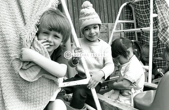 Playgroup, Nottingham UK 1986