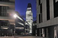 - Milano, quartiere di Porta Nuova, la Torre Diamante, progetto dello studio Kohn Pederson Fox Associates<br /> <br /> - Milan, Porta Nuova district, the Diamond Tower, designed by the studio Kohn Pederson Fox Associates