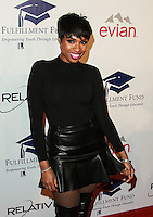 BEVERLY HILLS, CA, USA - OCTOBER 14: Jennifer Hudson arrives at the 20th Annual Fulfillment Fund Stars Benefit Gala held at The Beverly Hilton Hotel on October 14, 2014 in Beverly Hills, California, United States. (Photo by David Acosta/Celebrity Monitor)