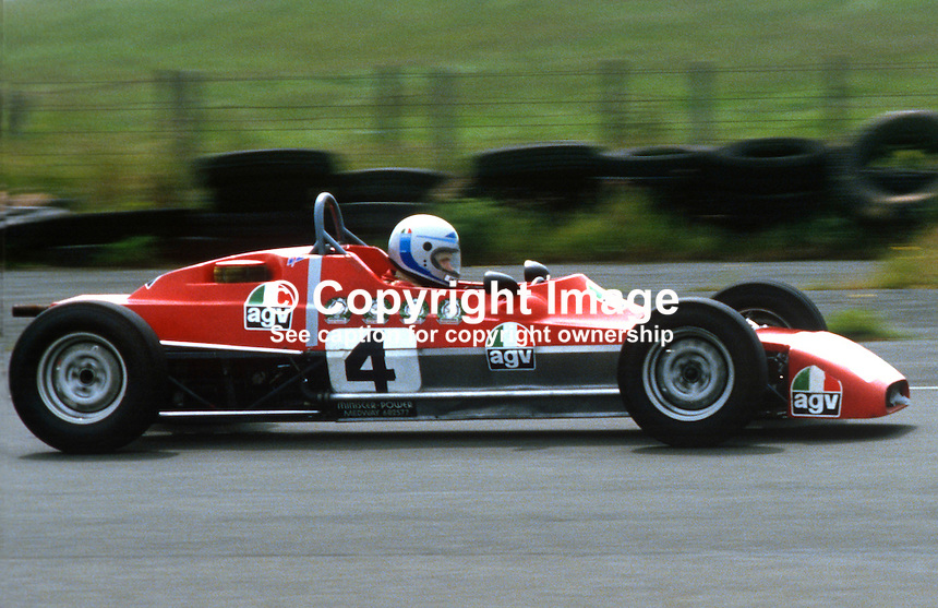 Motor racing at Kirkiston, Co Down, N Ireland, 19850604MR1..Copyright Image from Victor Patterson, 54 Dorchester Park, Belfast, UK, BT9 6RJ..Tel: +44 28 9066 1296.Mob: +44 7802 353836.Voicemail +44 20 8816 7153.Skype: victorpattersonbelfast.Email: victorpatterson@me.com.Email: victorpatterson@ireland.com (back-up)..IMPORTANT: If you wish to use this image or any other of my images please go to www.victorpatterson.com and click on the Terms & Conditions. Then contact me by email or phone with the reference number(s) of the image(s) concerned.