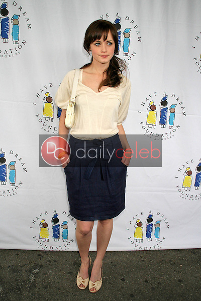 """Alexis Bledel<br />at the """"I Have A Dream"""" Foundation's 9th Annual Gospel Brunch. House of Blues, West Hollywood, CA. 01-28-07<br />Dave Edwards/DailyCeleb.com 818-249-4998"""
