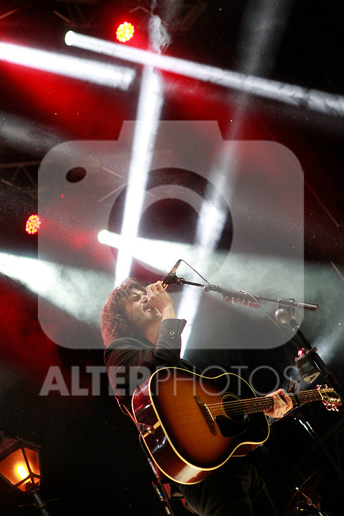 Palencia Sonora Festival. Quique Gonzalez. June 9, 2017. (ALTERPHOTOS/Acero)