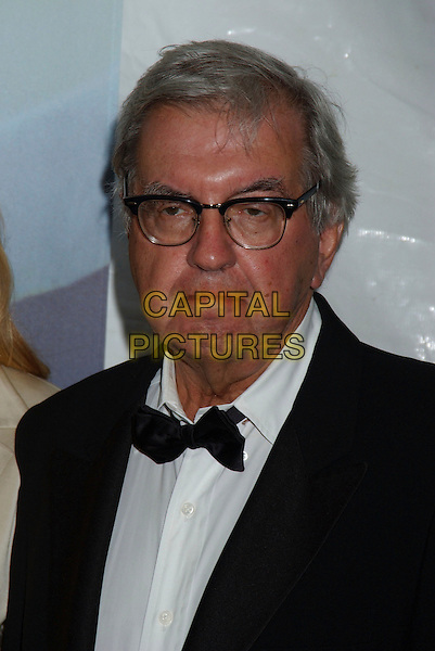 LARRY McMURTRY.2006 Writers Guild Awards held at The Hollywood Palladium, Hollywood, California, USA..February 4th, 2006.Photo: Laura Farr/AdMedia/Capital Pictures.Ref: LF/ADM.headshot portrait bow tie glasses.www.capitalpictures.com.sales@capitalpictures.com.© Capital Pictures.