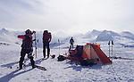 Spearhead Challenge Whistler Backcountry Skiing Race