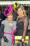 Pictured at Listowel Races, Ladies Day on Friday, mother and daughter: Maureen Scannell (Ballybeggan) and Lorraine Scannell-Byrne (Lisloose).