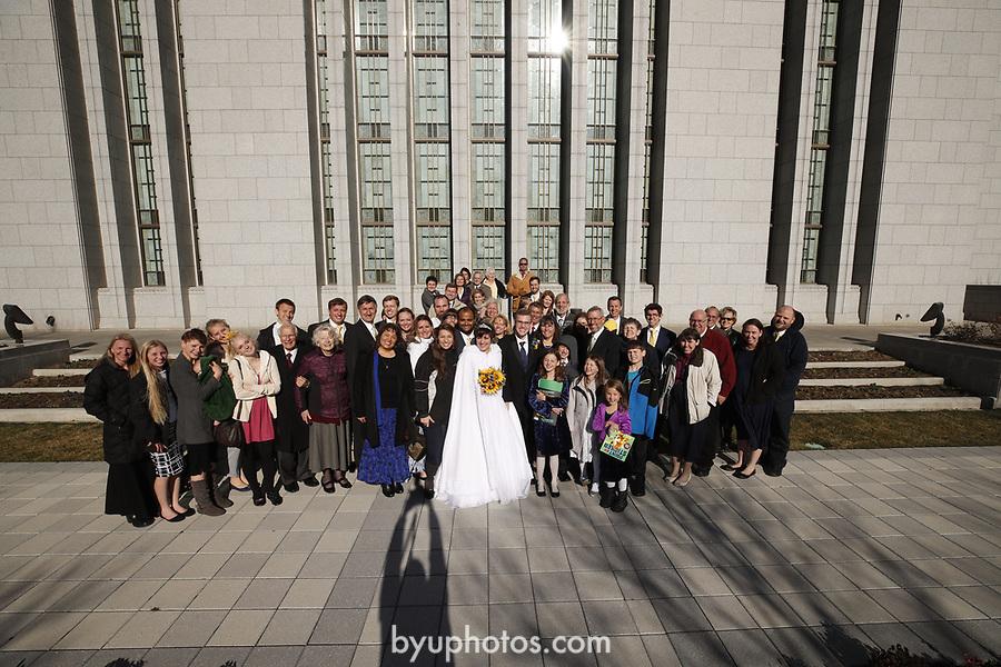 JSW 1711 Anderson Wedding 147<br /> <br /> JSW 1711 Anderson Wedding<br /> <br /> Derek and Becky Anderson - Draper Temple<br /> <br /> December 28, 2017<br /> <br /> Jaren Wilkey/BYU<br /> <br /> &copy; BYU PHOTO 2017<br /> All Rights Reserved<br /> photo@byu.edu  (801)422-7322
