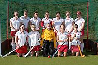Dereham Ladies 2nd's Team