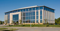 Beautyfully designed corporate headquarter offices of Erdman Company, an architectural firm in Madison, Wisconsin.