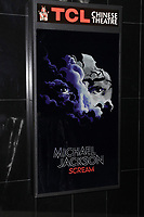 LOS ANGELES - OCT 24: Party after The Estate of Michael Jackson and Sony Music present Michael Jackson Scream Halloween Takeover at TCL Chinese Theatre IMAX on October 24, 2017 in Los Angeles, California