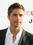 "HOLLYWOOD, CA. - July 16: Eric Winter  arrives at the Los Angeles premiere of ""The Ugly Truth"" held at the Pacific's Cinerama Dome on July 16, 2009 in Hollywood, California."