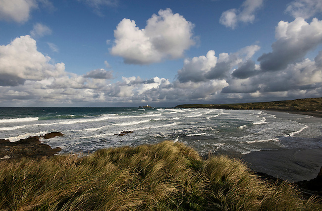 The Coast at Godrevy, Cornwall