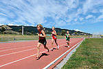 NELSON, NEW ZEALAND - MARCH 15: 2015 Tasman Children's Athletic Championships on March 15, 2015. Saxton Track, Nelson, New Zealand. (Photo by: Chris Symes Shuttersport NZ)