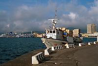 Italien, Elba, Portoferraio, Fischerboot