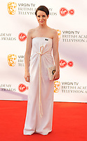 Claire Foy at the Virgin TV British Academy (BAFTA) Television Awards 2018, Royal Festival Hall, Belvedere Road, London, England, UK, on Sunday 13 May 2018.<br /> CAP/CAN<br /> &copy;CAN/Capital Pictures