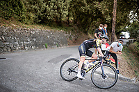 Jessica Allen (AUS/Mitchelton Scott)<br /> <br /> 7th La Course by Tour de France 2020 <br /> 1 day race from Nice to Nice (96km)<br /> <br /> ©kramon