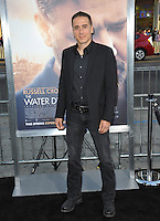 Kirk Acevedo at the Los Angeles premiere of &quot;The Water Diviner&quot; at the TCL Chinese Theatre, Hollywood.<br /> April 16, 2015  Los Angeles, CA<br /> Picture: Paul Smith / Featureflash