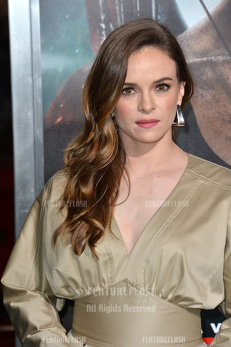 Danielle Panabaker at the US premiere for &quot;Tomb Raider&quot; at the TCL Chinese Theatre, Los Angeles, USA 12 March 2018<br /> Picture: Paul Smith/Featureflash/SilverHub 0208 004 5359 sales@silverhubmedia.com