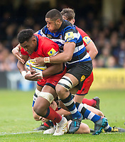 171007 Bath Rugby v Worcester Warriors