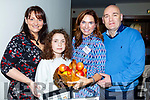Marie Maher, Molly, Majella and Conor Duignan at the NutriFit for Women stand the Horans Health Store's Health and Wellbeing Expo in the Manor West Hotel on Saturday.