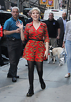 NEW YORK, NY August 06: Cozi Zuehlsdorff at Good Morning America in New York City on August 06, 2018. <br /> CAP/MPI/RW<br /> &copy;RW/MPI/Capital Pictures