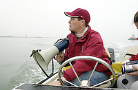 REDWOOD SHORES, CA - JANUARY 2002:  Coach Aimee Baker of the Stanford Cardinal during practice in January 2002 in Redwood Shores, California.