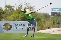 Martin Kaymer (GER) on the 2nd during the Pro-Am of the Commercial Bank Qatar Masters 2020 at the Education City Golf Club, Doha, Qatar . 04/03/2020<br /> Picture: Golffile   Thos Caffrey<br /> <br /> <br /> All photo usage must carry mandatory copyright credit (© Golffile   Thos Caffrey)