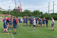 USMNT Training, May 26, 2018