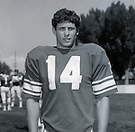 FTB 300-B-Young<br /> <br /> 14 Steve Young. Photo Day.<br /> <br /> October 25, 1980<br /> <br /> Photo by Mark Philbrick/BYU<br /> <br /> © BYU PHOTO 2009<br /> All Rights Reserved<br /> photo@byu.edu  (801)422-7322