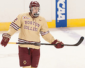 Kevin Hayes (BC - 12) - The Boston College Eagles defeated the University of Denver Pioneers 6-2 in their NCAA Northeast Regional semi-final on Saturday, March 29, 2014, at the DCU Center in Worcester, Massachusetts.
