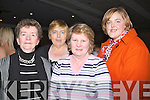 Taking to the dance floor at the Michael Denver Country & Werstyren night in the Brandon Hotel, Conference Centre, Tralee on Friday night, l-r: Ita Buckley, Bridget Keane, Noreen Healy and Louise Keane (Moyvane).